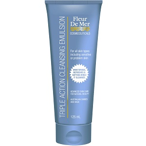 Fleur de Mer Triple Action Cleansing Emulsion