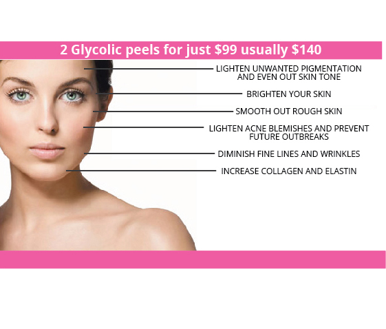 Glycolic Peel Special