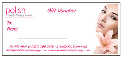 Vouchers For Treatments or Products